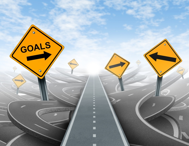 Course Correction – where are those goals?